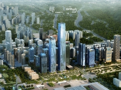 Guiyang International Financial Center Exhibition City