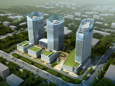 Wuhan Optics Valley Enterprise World